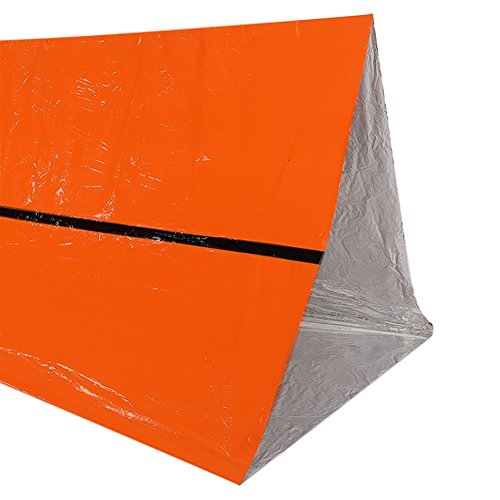 41KqO%2BlHwEL. SS500  - VGEBY Emergency Survival Thermal Reflective Tent Rescue Shelter Foldable Survival Tent Ourdoor