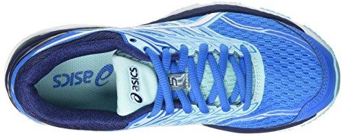 Asics Gt-2000 5, Scarpe De Corsa Donna Blu (diva Bleu / Blanc / Aqua Splash)