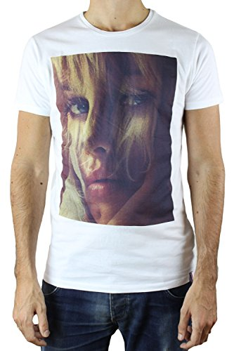 French Kick -  T-shirt - Uomo Blanc S