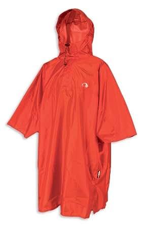 Tatonka Kinder Poncho / Regenschutz Cape, red, 164, 2793