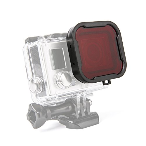luxebell-scuba-dive-red-filter-for-gopro-hero-4-black-silver-and-hero3-standard-housing-blue-water