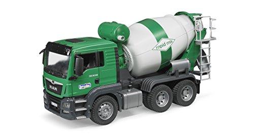 Preisvergleich Produktbild Bruder 03710 - MAN TGS Betonmisch-LKW, Fahrzeug