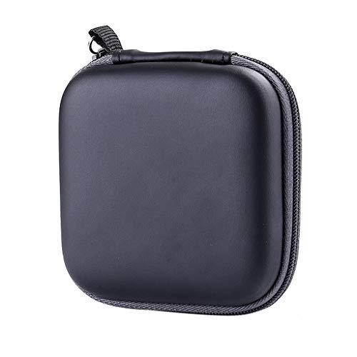 Cutebility Tragbare Tragetasche Kompatible Kaffeekapseln Handtragetasche Schutzhülle (für 4 Pads) Taschen Cases