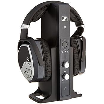 0287b90ce2c Sennheiser RS 165 Tv Digital Wireless Headphone: Amazon.in: Electronics