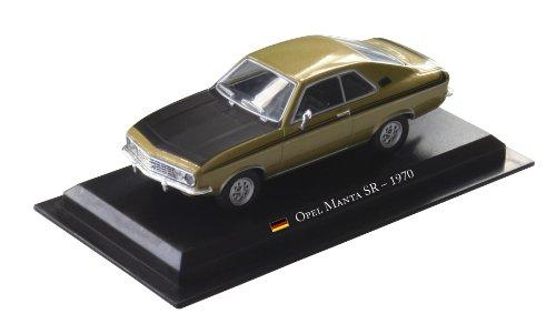 Opel Manta SR - 1970 diecast 1:43 model (Amercom SD-33)