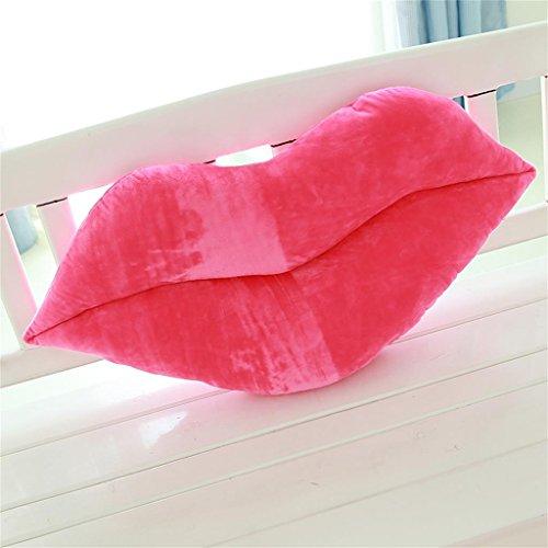 CWT-cuscini personalità creativo divertente labbra cuscino regalo di compleanno carino interessante materiale peluche riempimento qualità PP cotone decorazione cuscino Comodo cuscino ( colore : # 2 , dimensioni : 70 centimetri ) - Regalo Materiale