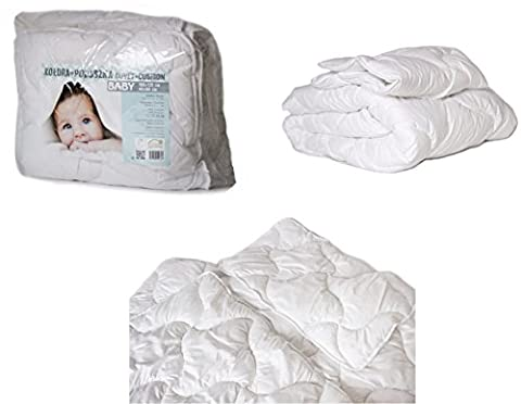Set de lit enfant 2 pièces ensemble de literie couette pour l'enfant bébé 100x135 cm + oreiller 40x60 cm