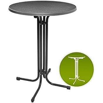 Kommerziellen Möbel Pulverbeschichtet Gusseisen Basis Stehtisch Um Jeden Preis Restaurant Tische