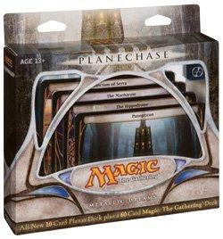 Magic the Gathering- MTG: Planechase - Metallic Dreams - Game Pack