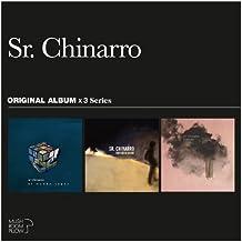 Original Album X 3: El Mundo Según + Ronroneando + Presidente