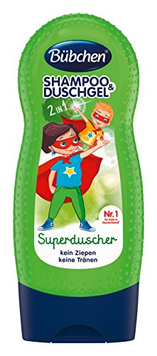 Bübchen KIDS Shampoo & Shower Superduscher, 230 ml