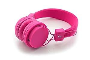 JelliSound™ Premium Kids Headphones (Pink)