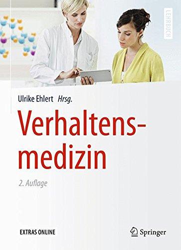 Verhaltensmedizin (Springer-Lehrbuch)