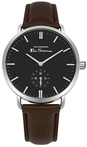 Ben Sherman Herren-Armbanduhr BS009BBR
