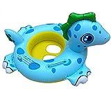 YHYZ Schwimmringe Kinder Dicke aufblasbare Flamingo Sitzring Achsel Schwimmen schwimmt Junge...