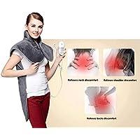 SYR&M Heizkissen Elektrisch Für Rücken und Nacken Schulterschmerzen Relief 3 Temperaturstufen preisvergleich bei billige-tabletten.eu