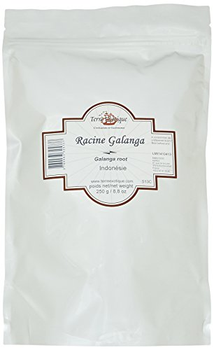 Terre Exotique Galanga Racine 250 g