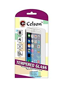 Celson Tempered Glass for Lyf Water 2 Tempered Glass Screen Guard