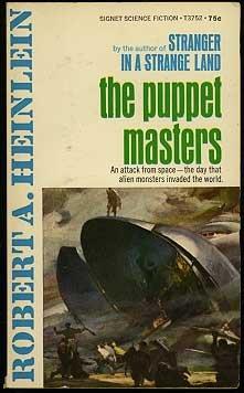 The Puppet Masters par Robert Heinlein