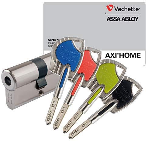 Puerta de cilindro piel de vacuno Premium cierre de seguridad AXi Home