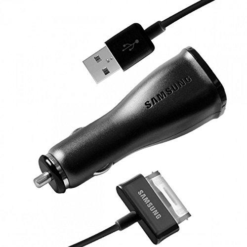 Samsung-BT-ECAP10C-Cargador-de-coche-para-Samsung-P1000-Tab-Galaxy-color-negro