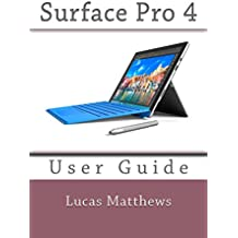 Surface Pro 4 (English Edition)