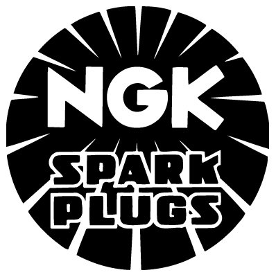 4 New NGK Iridium IX Spark Plugs CR9EIX # 3521 by NGK