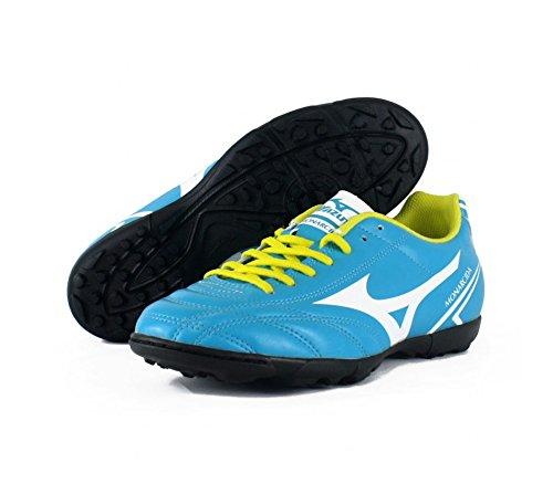Mizuno , Chaussures pour homme spécial foot en salle bleu ciel