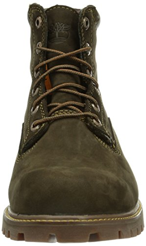 Timberland 6 In Basic Ftb_alburn 6 In, Oxford Homme Marron (tiefbraun)