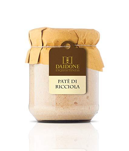 Paté di Ricciola Artigianale Siciliano - 12 Vasetti da 180g