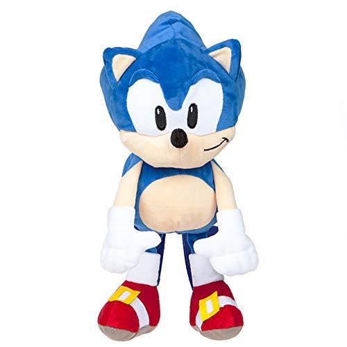Ociostock, Kinderrucksack blau (Sonic X Plüsch-spielzeug)
