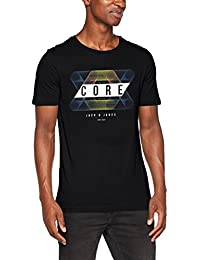 JACK & JONES Herren T-Shirt Jcotrust Tee Ss Crew Neck Whs