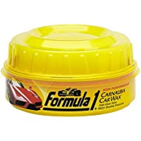Kingsway - formula1 high Performance Carnauba car Wax/Polish for Cars and Bikes (230 gm)