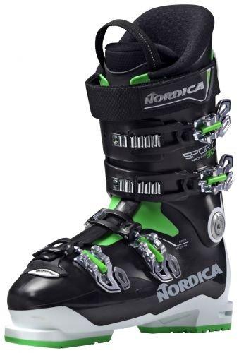 Nordica Herren Skischuhe Sportmachine 90X M Weiss/schwarz (909) 29 -