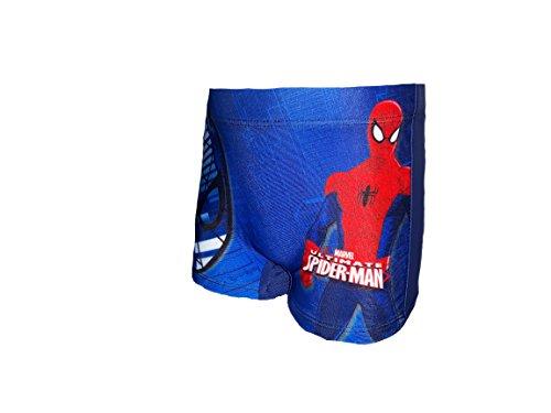 costume bimbo parigamba lycra SPIDERMAN marvel art. 68143 (5 anni)