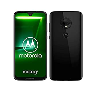 moto g7 Dual-SIM Smartphone (6,2 Zoll Display, 12-MP-Dual-Kamera, 64GB/4GB, Android 9.0) Ceramic Black [Exklusiv bei Amazon] (B07N39QP3X) | Amazon Products