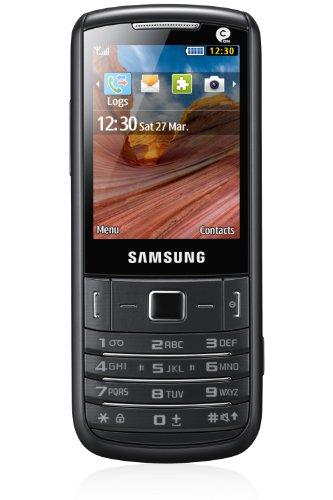 (6,1 cm (2,4 Zoll) Display, 3 Megapixel Kamera) onyx-black (Samsung Handy Angebote)