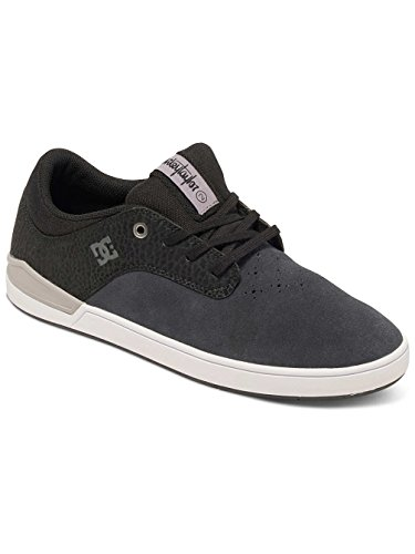 DC Shoes Mikey Taylor 2 S - Chaussures basses pour homme ADYS100202 Gris - Grey/Black