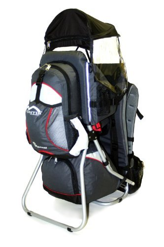 montis hoover premium child carrier back carrier up to