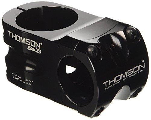 A HEAD VORBAU THOMSON ELITE X4 SCHWARZ 1 5X 0° X 45MM X 31 8MM LENKERKL