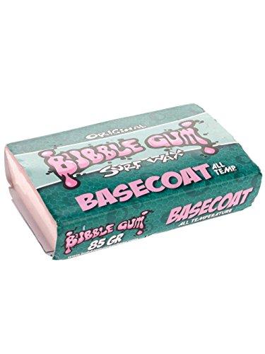 Bubble Gum Original Basecoat Surf Wax - Green