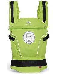 Manduca Baby und Kindertrage, Limited Edition Circadelic, Bauch, Rücken und Hüfttrage, 100% BIO Baumwolle