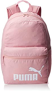 PUMA 75487 Phase Backpack Pink Bag For Unisex, Size One Size