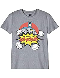 T-Shirt Enfant DC Comics Batman - Ka-Boom !
