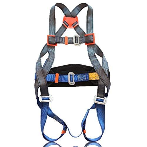 Corda all'aperto cinture di sicurezza per imbracature di sicurezza per alpinismo cintura di sicurezza per funambolismo di alta sicurezza cinture protettive di sicurezza di primo soccorso di alta quali