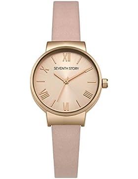 Seventh Story Damen-Armbanduhr SS002PRG