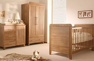 the calgary nursery furniture set baby. Black Bedroom Furniture Sets. Home Design Ideas