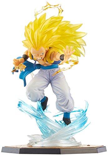 Figurine 'Dragon Ball' : Super Saiyan 3 - Gotenks