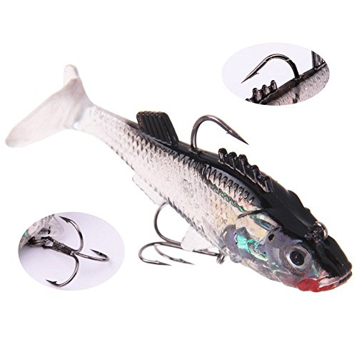 seguryy-1pc-85cm-33in-silicone-soft-lures-worm-fishing-baits-bass-trout-shad-bait-crank-swim