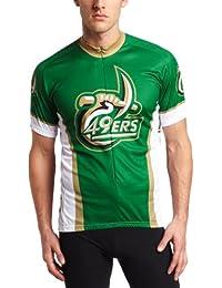 6ec9a6699 Adrenaline Promotions NCAA North Carolina Tar Heels Charlotte 49ers Cycling  Jersey